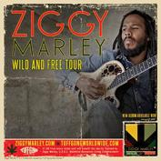 Ziggy Marley - Wild and Free Tour
