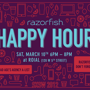  Razorfish official SXSWi Happy Hour