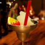  Happy Hour 2-7: $2.50 Frozen Margaritas, $2.99 Flavored Frozen Margaritas, $5.50 Mojitos, $6.50 Mexican Martinis, $4 Caipiroska!