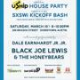 NERDS ROCK II – with BLACK JOE LEWIS & DALE EARNHARDT JR. JR. – uShip House Party & Unofficial SXSW Interactive Kickoff Bash