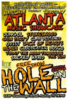 Hijacking Music Atlanta Showcase (FREE)
