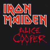 IRON MAIDEN<br />w/ ALICE COOPER