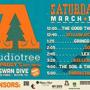  Audiotree Presents:  St. Paddy's Day Bash (FREE w/ RSVP on Do512)