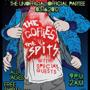 In The Red & Blundertown & L.A. Record Unofficial Official Partee w/ The Gories & The Spits (Free entry with RSVP on Do512)