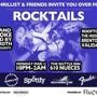 Thrillist & Friends Invite You For Rocktails