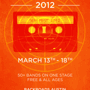 Spicy Evolution Music Festival 2012 (FREE w/ RSVP on Do512)