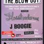 Soundtracking, StumbleUpon, and Popdust present The Blowout with Flosstradamus & J. Boogie