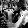  Xavier Rudd w/ Jeremy Fisher