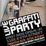  Party at Trover's Live Graffiti Gallery (FREE w/ RSVP, FREE DRINKS)