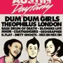 Check Yo Ponytail 2 &amp; Uweekly Austin Day Party w/ Dum Dum Girls, Theophilus London FREE