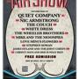 Austin Independent Radio - Day Party - AIR SHOW - FREE ENTRY - Featuring Quiet Company, Nic Armstorng, the Couch and More (FREE