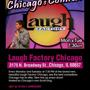 Laugh Factory presents: Laughing with Chicago's comedians