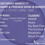 Warp & Friends SXSW