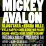 Suburban Noize presents: Mickey Avalon (FREE w/ RSVP)