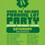  Kung Fu Saloon St. Patrick's Day Parking Lot Party (Free)