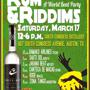 RUM & RIDDIMS - A Worldbeat party in Austin, TX