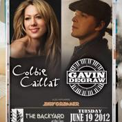 Colbie Caillat & Gavin Degraw with Andy Grammer