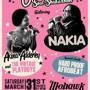 Soul Shakedown: Nakia + Akina Adderley & The Vintage Playboys + Hard Proof Afrobeat