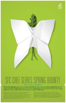 SFC Chef Series: Spring Bounty