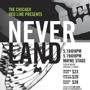  The Chicago Red Line presents: Neverland