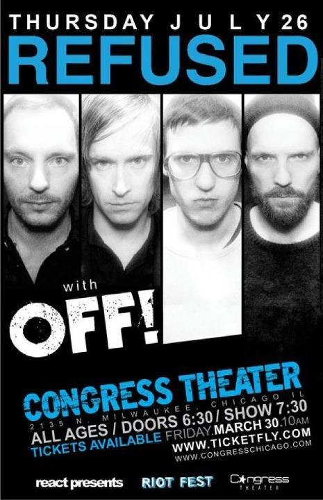 REFUSED w/ OFF!