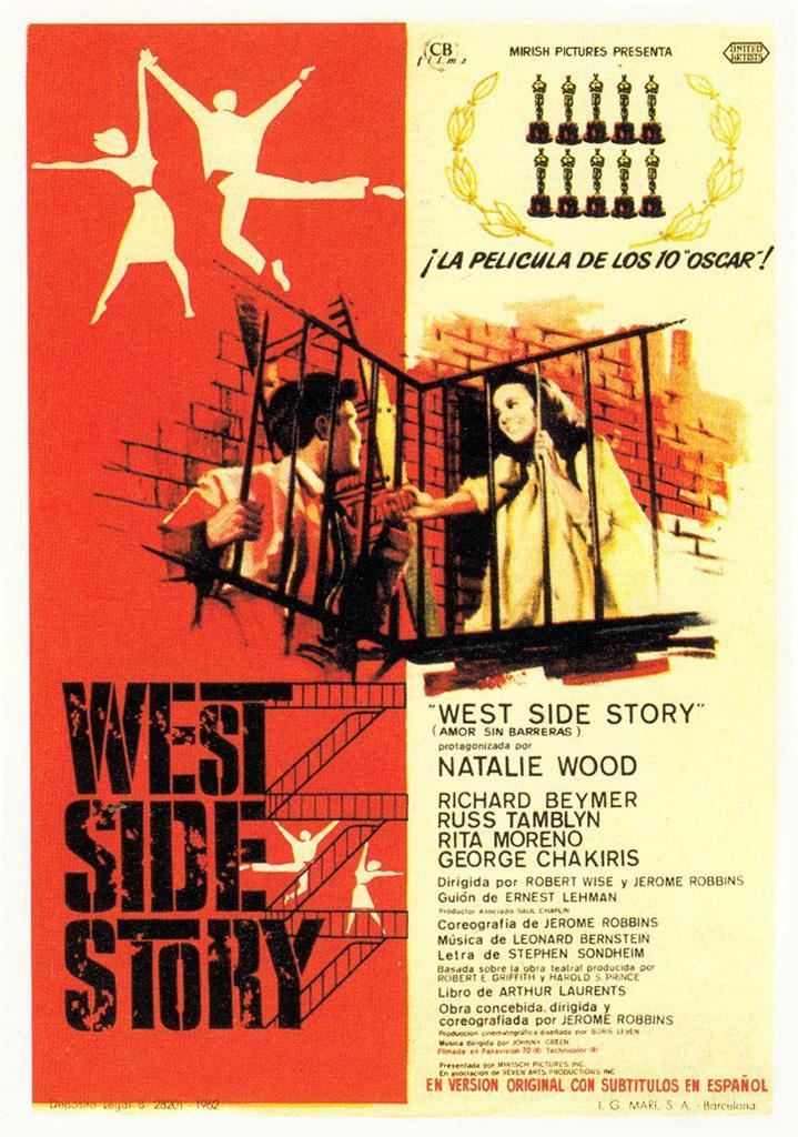Broadway Brunch: West Side Story