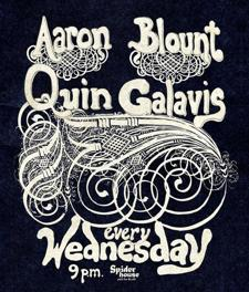 Aaron Blount and Quin Galavis Every Wednesday