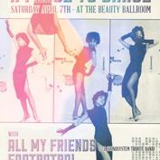 All My Friends (A Tribute to LCD Soundsystem), Foot Patrol, and DJ Mel at Beauty Ballroom