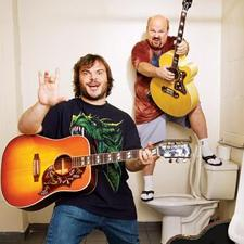 SOLD OUT Tenacious D with The Sights