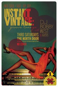 Instant Vintage: Groove Lounge (w/ Phonte & 9th Wonder at the ND)