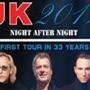Vic's Drum Shop presents: UK 2012 NIGHT AFTER NIGHT: Jobson  Wetton  Bozzio