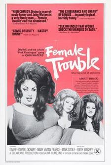 Celluloid Handbag: Female Trouble