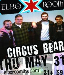 Circus Bear, Item 9 & the Mad Hatters, the Hot Mollies, Jason Adamo Band, Nobody Nobody S