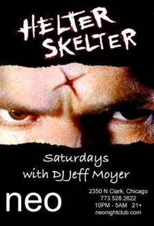 SATURDAYS :: Helter Skelter with Jeff Moyer
