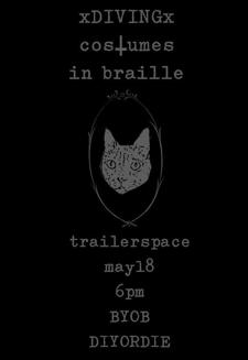 Diving, Costumes, & In Braille At Trailer Space!!!