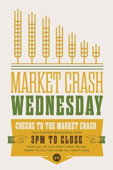 Market Crash Wednesday