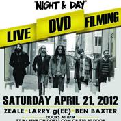 Antone's Presents: Suite 709 LIVE DVD FILMING PARTY with ZEALE, Larry g(EE), Ben Baxter Band - FREE TITO's!!!