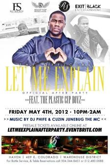 The Official After Party for Kevin Hart