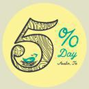 "Whole Foods Community Giving Day benefiting ""Give 5% to Mother Earth"""