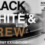Black, White and Brew: Art Show: SAMO4PREZ and Bob Johnson