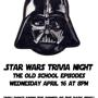 Old School Star Wars Trivia