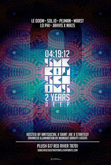 SUB.CONSCIOUS Two Year Anniversary
