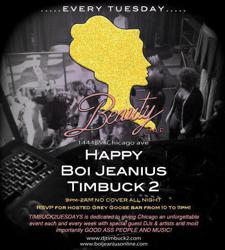 Timbuck2uesday (May 15)