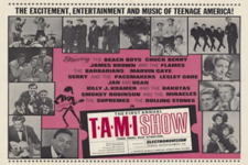 Bike-In Movie Theater: 'The T.A.M.I Show'