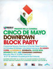 La Condesa Cinco de Mayo Downtown Block Party