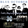Blue October with very special guests Yellowcard, Shiny Toy Guns and Lovedrug