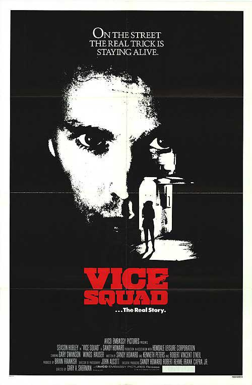 Weird Wednesday: Vice Squad