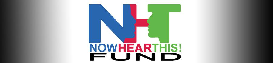 Support 'Now Hear This!' Fund And 'The Happy Ears Project'