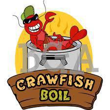 Memorial Sunday Crawfish Boil Celebration!!