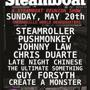 Danny Crooks presents: A Steamboat Reunion Show